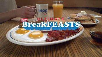 IHOP Ultimate BreakFEASTS TV Spot, 'Except for Bears: Free Delivery'