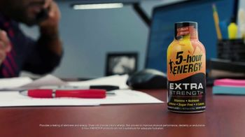5-Hour Energy Extra Strength TV Spot, 'Everyday Let's Do This: Get It Done' - Thumbnail 3
