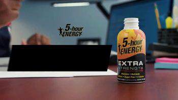 5-Hour Energy TV Spot, 'Work Late' - Thumbnail 8