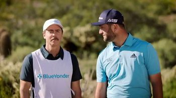 Blue Yonder TV Spot, 'Make Birdies Out of the Rough' Featuring Jon Rahm