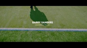 Power Home Solar & Roofing TV Spot, 'Harness It' Featuring Barry Sanders - Thumbnail 2