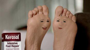 Kerasal Intensive Foot Repair TV Spot, 'Heel Talk' - Thumbnail 2
