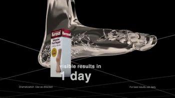 Kerasal Intensive Foot Repair TV Spot, 'Heel Talk' - Thumbnail 4