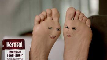 Kerasal Intensive Foot Repair TV Spot, 'Heel Talk' - Thumbnail 5