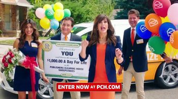 Publishers Clearing House TV Spot, 'Real Winner' Featuring Marie Osmond - Thumbnail 7