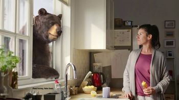 Robitussin Honey Severe TV Spot, 'Window Bear'