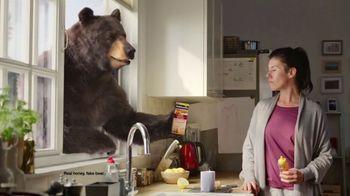 Robitussin Honey Severe TV Spot, 'Window Bear' - Thumbnail 6