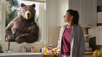 Robitussin Honey Severe TV Spot, 'Window Bear' - Thumbnail 9