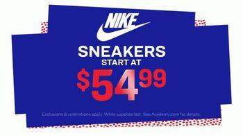 Academy Sports + Outdoors TV Spot, 'End of Summer: Nike' - Thumbnail 7