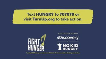 No Kid Hungry TV Spot, 'Discovery: Living With Hunger Featuring Jonathan Scott, Drew Scott - Thumbnail 9