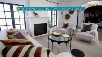 Wayfair TV Spot, 'Brother vs. Brother: Bigger Living Room' - Thumbnail 2