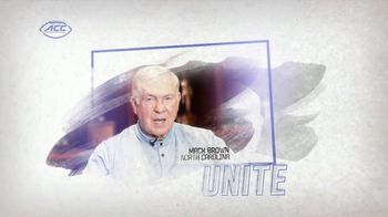 Atlantic Coast Conference TV Spot, 'Unite for Change' - 56 commercial airings