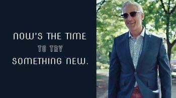 Men's Wearhouse TV Spot, 'Try Something New'