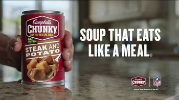 Campbell's Chunky Soup TV Spot, 'Crowded Field' - Thumbnail 10