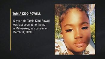 National Center for Missing & Exploited Children TV Spot, 'Tamia Kidd-Powell' - Thumbnail 2