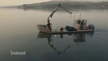 Indeed TV Spot, 'Oyster Farm' - Thumbnail 1