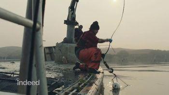 Indeed TV Spot, 'Oyster Farm'