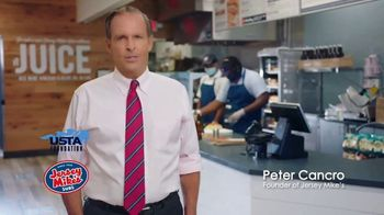 Jersey Mike's TV Spot, 'USTA Foundation: Thank You' - Thumbnail 2