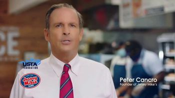 Jersey Mike's TV Spot, 'USTA Foundation: Thank You' - Thumbnail 4