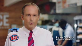 Jersey Mike's TV Spot, 'USTA Foundation: Thank You' - Thumbnail 5