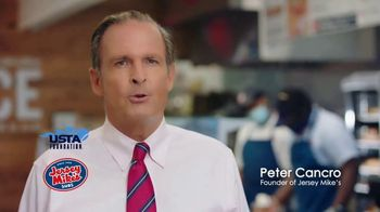 Jersey Mike's TV Spot, 'USTA Foundation: Thank You' - Thumbnail 6