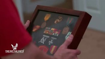The Rep for Vets TV Spot, 'You Served' - Thumbnail 1