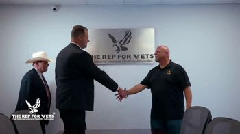 The Rep for Vets TV Spot, 'You Served' - Thumbnail 4