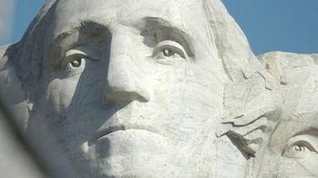 South Dakota Department of Tourism TV Spot, 'Mt. Rushmore: Blaine Kortemeyer' - Thumbnail 3