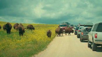 South Dakota Department of Tourism TV Spot, 'Mt. Rushmore: Blaine Kortemeyer' - Thumbnail 4