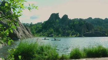 South Dakota Department of Tourism TV Spot, 'Mt. Rushmore: Blaine Kortemeyer' - Thumbnail 6