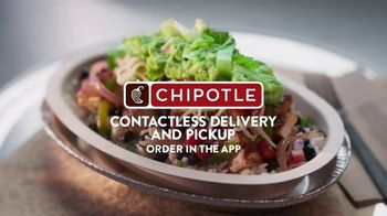 Chipotle Mexican Grill TV Spot, 'Christina: Contactless' - Thumbnail 6