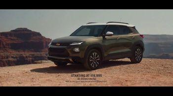 2021 Chevrolet Trailblazer TV Spot, 'Middle of Nowhere' Song by Popol Vuh [T1] - Thumbnail 6