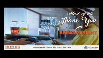 Alberta Payments TV Spot, 'Thank You Retail Workers' - Thumbnail 10