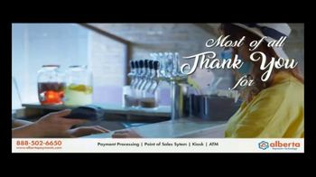 Alberta Payments TV Spot, 'Thank You Retail Workers' - Thumbnail 9