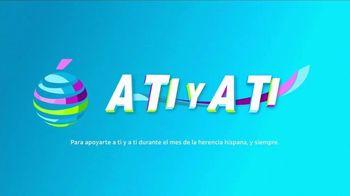 AT&T Inc. TV Spot, 'Cinco libras de inspiración' [Spanish] - Thumbnail 9