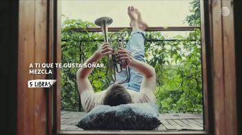 AT&T Inc. TV Spot, 'Cinco libras de inspiración' [Spanish] - Thumbnail 2