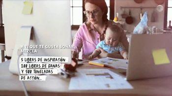 AT&T Inc. TV Spot, 'Cinco libras de inspiración' [Spanish] - Thumbnail 4