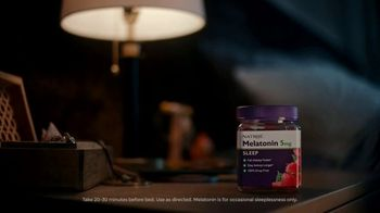 Natrol Melatonin TV Spot, 'Satisfied Customers: Anthony & Carmen'