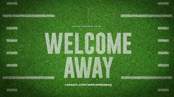 Caesars Palace Rewards TV Spot, 'Welcome Away' - Thumbnail 9