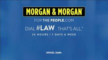 Morgan & Morgan Law Firm TV Spot, 'Call #LAW' - Thumbnail 9