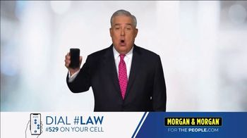 Morgan & Morgan Law Firm TV Spot, 'Call #LAW' - Thumbnail 5