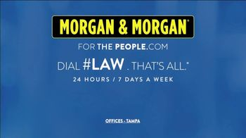 Morgan & Morgan Law Firm TV Spot, 'Call #LAW' - Thumbnail 8
