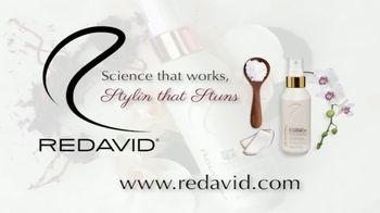 REDAVID Salon Products Orchid Oil Collection TV Spot, 'Affordable Hair Luxury' - Thumbnail 8