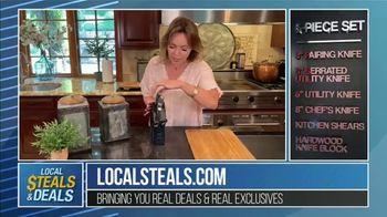 Local Steals & Deals TV Spot, 'J.A. Henckels' Featuring Lisa Robertson