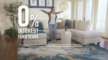 Ashley HomeStore Labor Day Sale TV Spot, 'Extended: 30% Off, Plus 10%' - Thumbnail 6