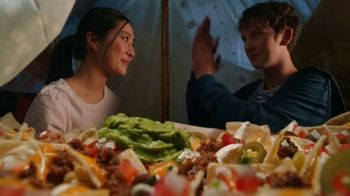 Taco Bell Nachos Party Pack TV Spot, 'Go Big'
