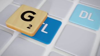 Scrabble Go TV Spot, 'Jump Back In' - Thumbnail 4
