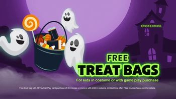 Chuck E. Cheese's Halloween Boo-Tacular TV Spot, 'Safely Celebrate' - Thumbnail 4