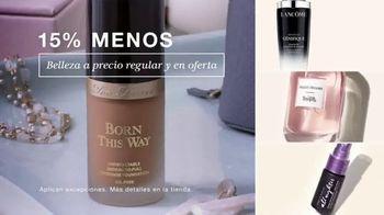 Macy's Venta VIP TV Spot, '30% menos extra' [Spanish] - Thumbnail 4