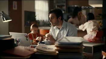 PNC Financial Virtual Wallet Checking Pro TV Spot, 'Ejercicios' [Spanish]